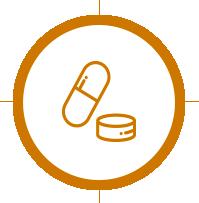 pictogramme secteur pharmacie et santé